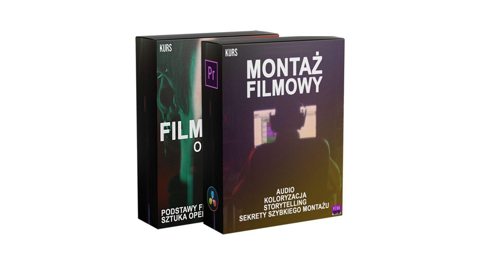 Kurs Filmowania i Montażu MÓWI KAMERA